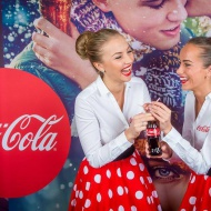 "Coca-Cola kampaania ""Taste the feeling!""."