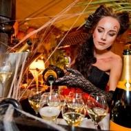 Yelloween by Veuve Clicquot 31.10.2014