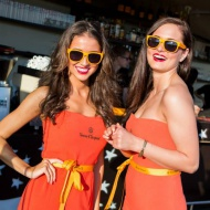 Veuve Clicquot Yellow at Komeet Kolmapäevad Season 5 party! Foto: Andre Altjõe.