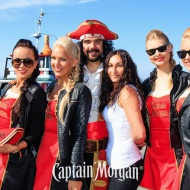 Captain Morgan Boat Party!